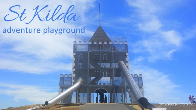 st kilda playground 2016 cover