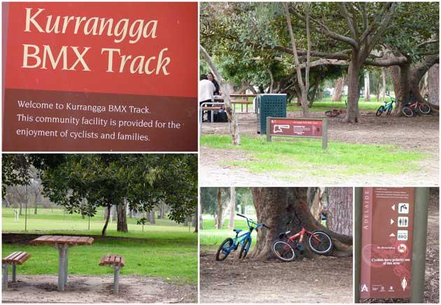 Kurrangga Park BMX Track