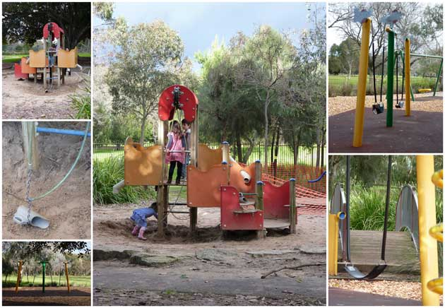 Best Playgrounds for Toddlers Around Adelaide