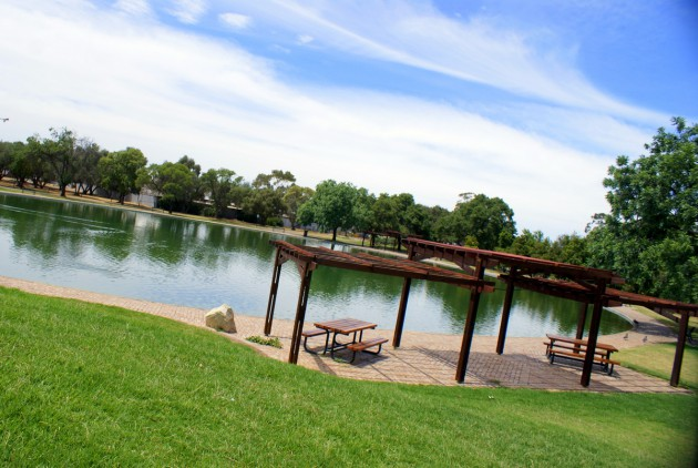 Bonython park nature activity hub brilliant play space for Pond supplies near me