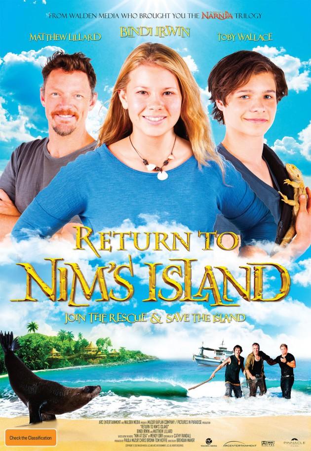 Island Movie Bindi Irwin