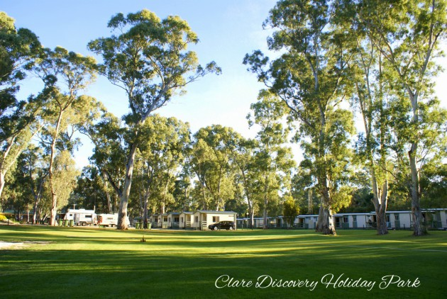 Clare Discovery Holiday Park Play & Go Adelaide