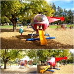 Helicopter Park Glover Playground North Adelaide