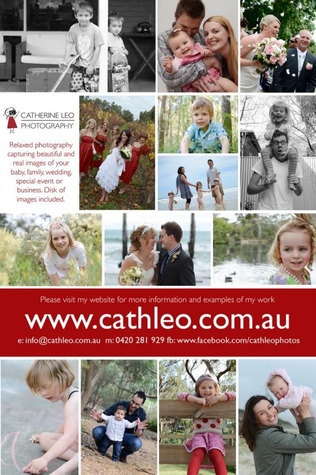 Catherine Leo promo postcard 2#B7B77A-001