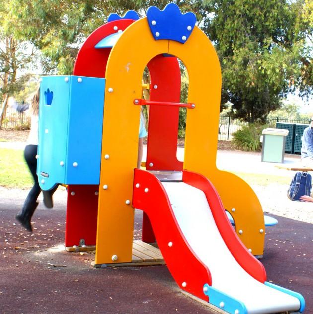 helicopter park toddler frame