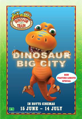 DinoTrain movie