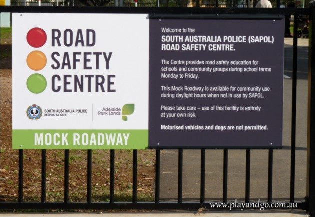 SAPOL Road Safety Centre