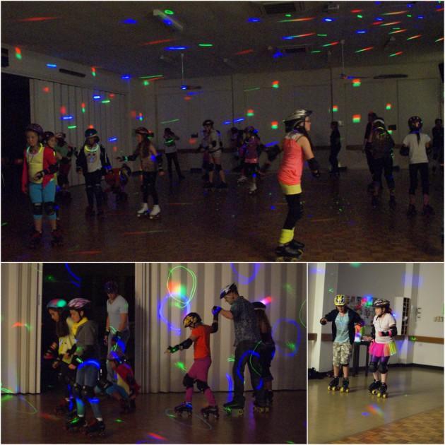 Skatescool roller disco