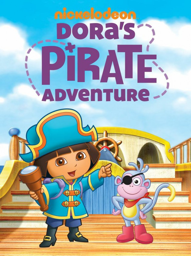 WIN 4 Tickets For Your Family To See Dora The Explorer Live Doras