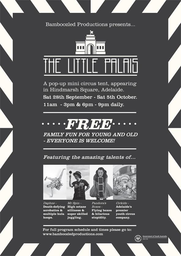 Little Palais poster