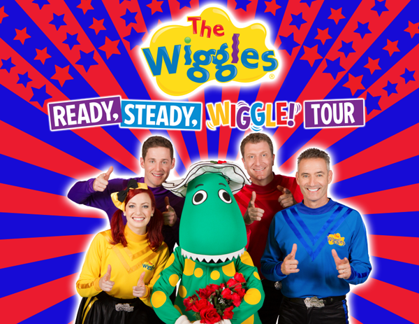 The Wiggles Ready Steady Wiggle Tour