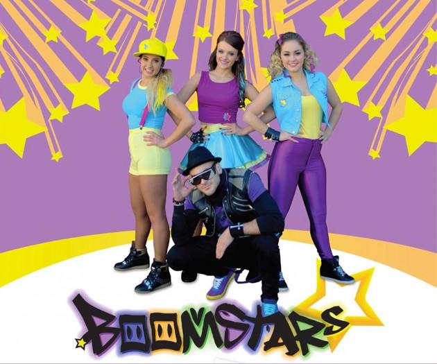 boomstars pop concert