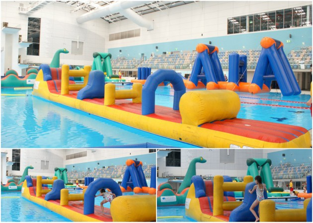 2013-10-21 Junior Splash inflatable