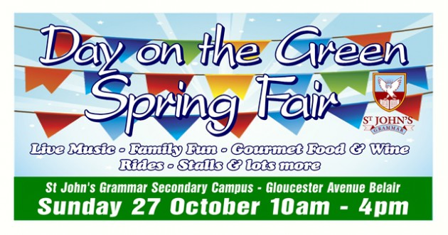 St Johns spring fair