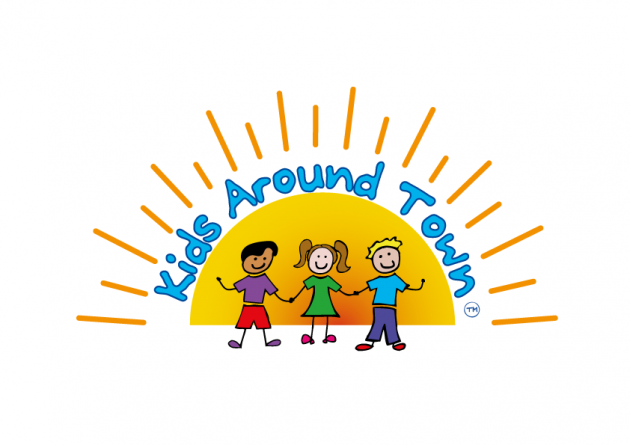 kids around town logo