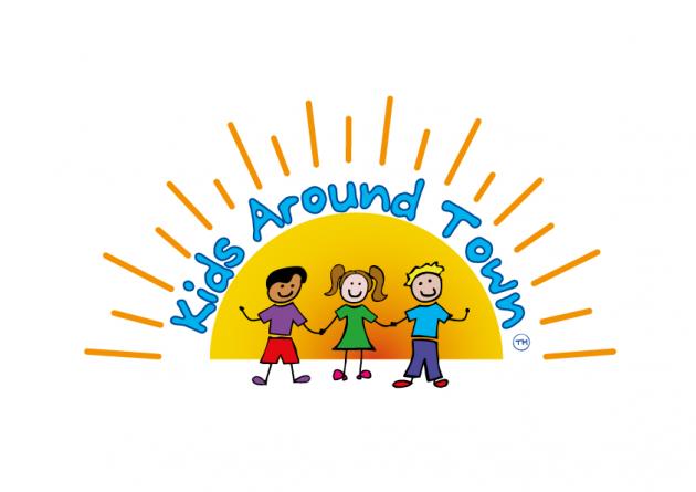 kids around town logo