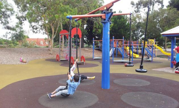 Bush Magic Playground North Adelaide