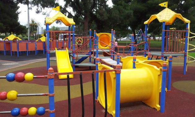 Best Playgrounds in Adelaide - Bush Magic Playground - The Beachouse