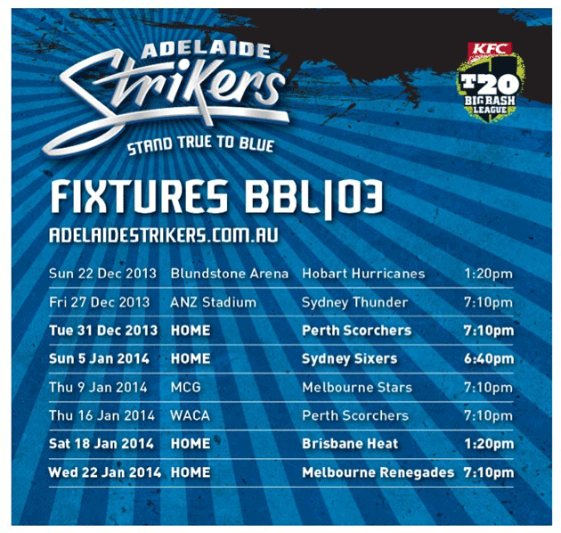 strikers-2013-2014-fixture