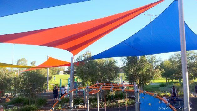 klemzig playground shade
