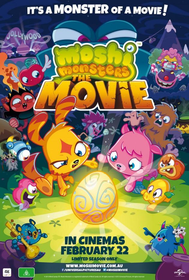 Moshi Monster Movie