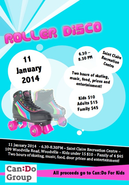 roller disco can do for kids
