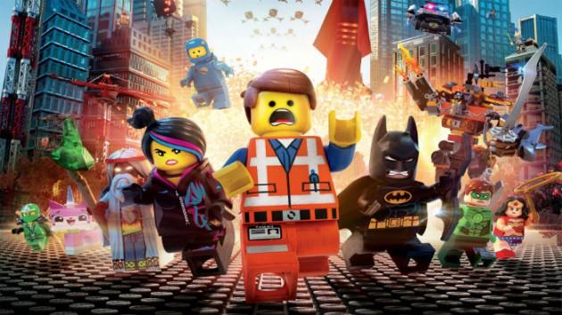 Blue Light Kids Movie Disco The Lego Movie 11 April