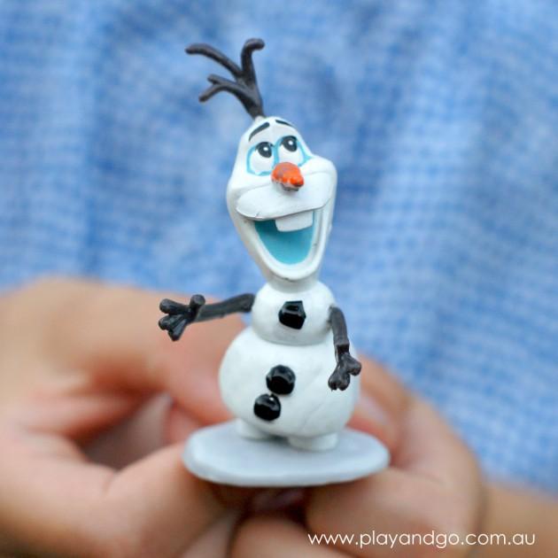 Cake Decoration Olaf : Disney Frozen Ice Cream Cake Disco Sleepover Party ...