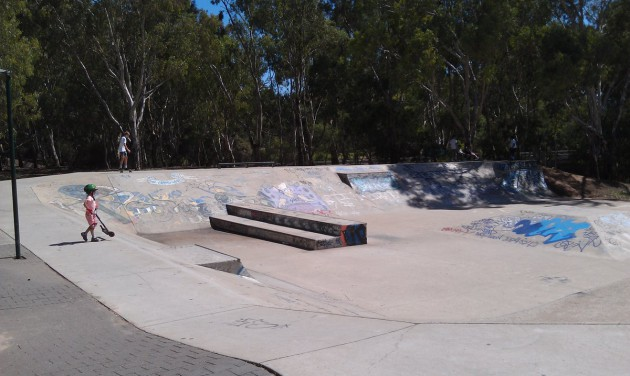 Campbelltown skate park 6
