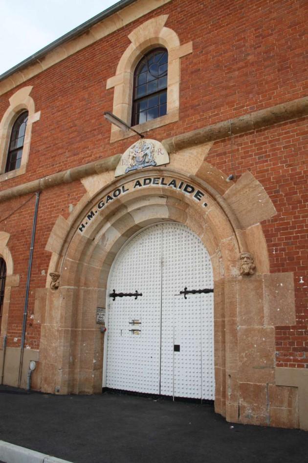 Adelaide-Gaol