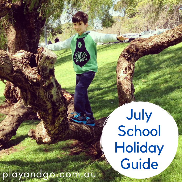 Adelaide School Holiday ideas activities for kids