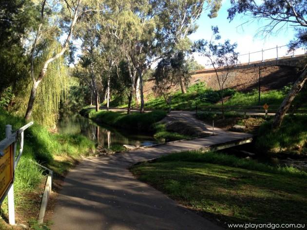 River Torrens Linear Park Bike Ride