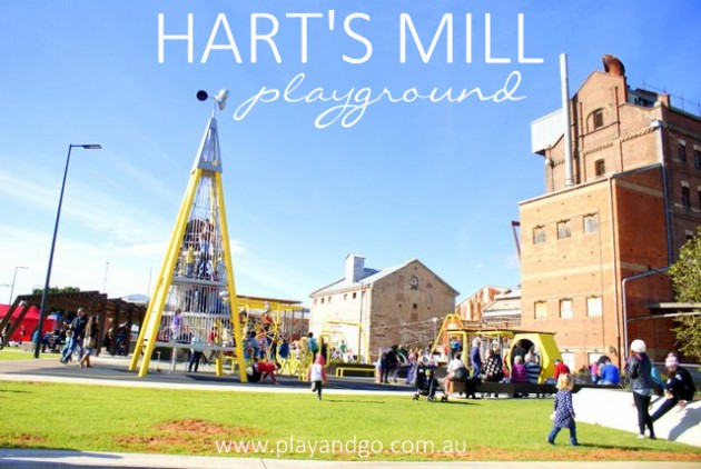 Harts Mill playground cover pic