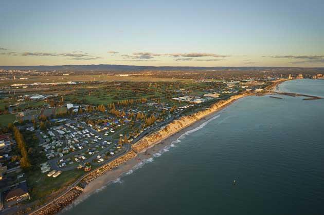 Adelaide-Shores-precinct