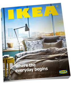 Ikea 2015 catalogue launch weekend 30 31 august 2014 for Catalogue ikea cuisine 2015