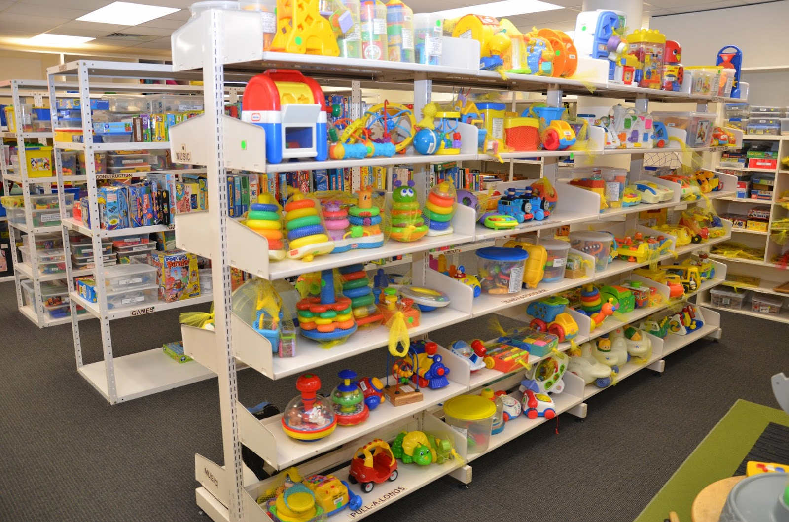 Tea Tree Gully Toy Library Review