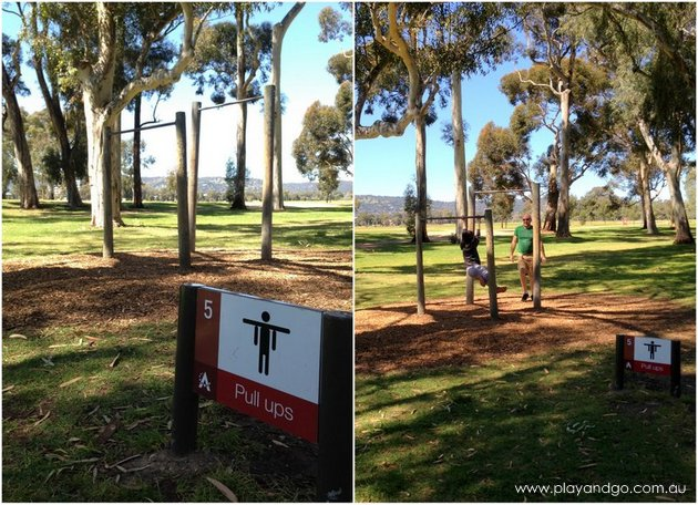 Victoria Park Fitness Trails