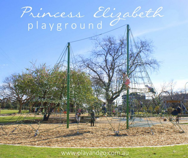 princess elizabeth playground