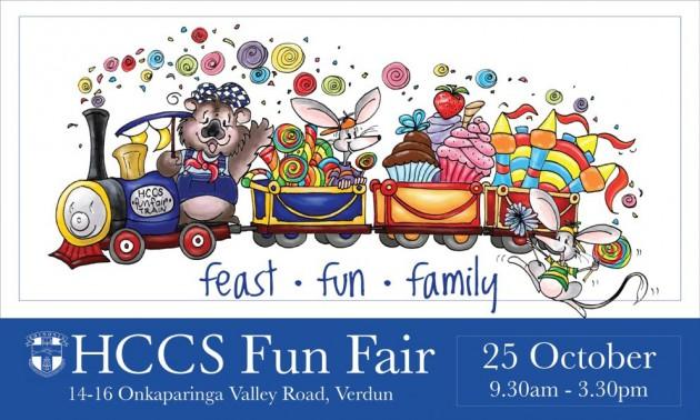 HCCS Fun Fair Oct2014