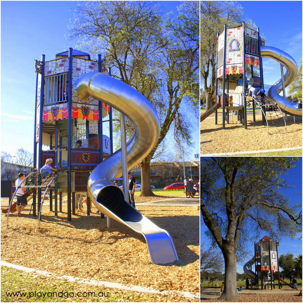 Princess Elizabeth Playground