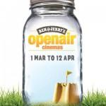 Ben & Jerry's Openair Cinema | Glenelg | 9 Mar - 9 Apr 2017