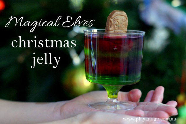 Magical Elves Christmas Jelly