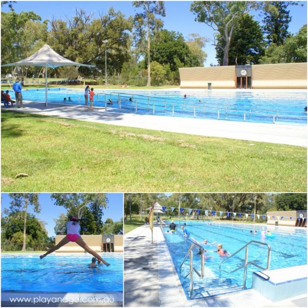 Burnside Pool