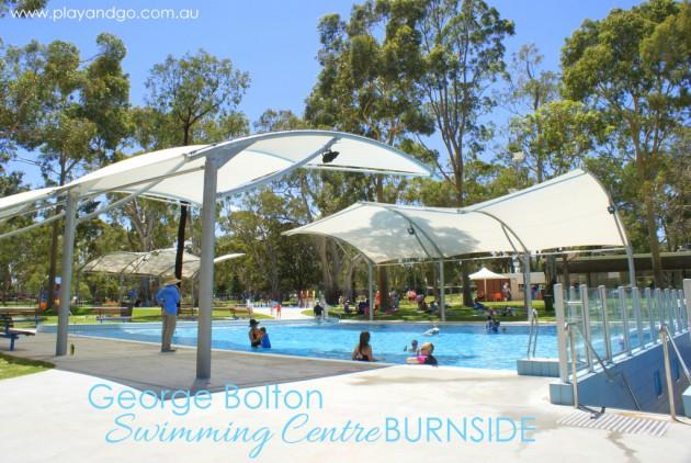 george bolton swimming centre burnside pool