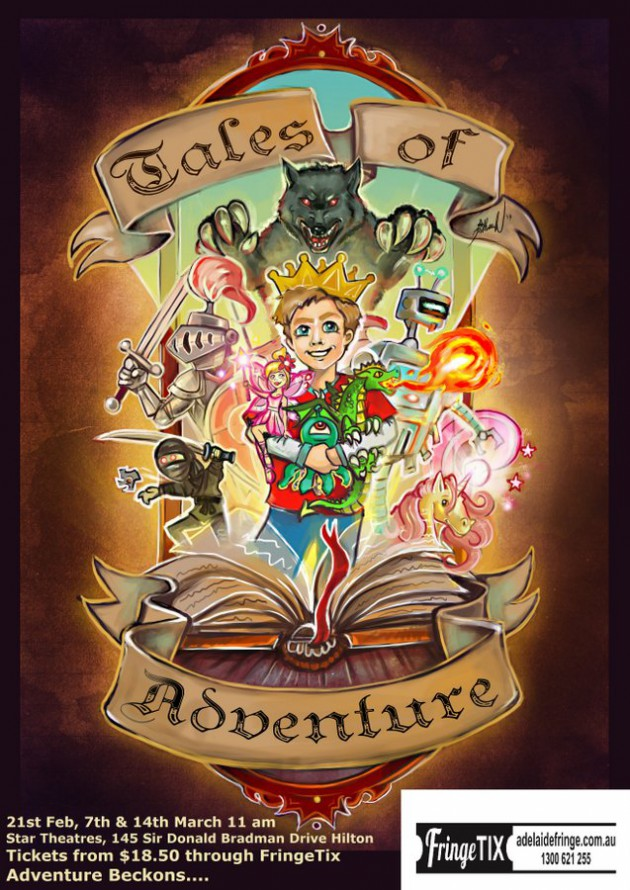 Tales Adventure Fringe 2015