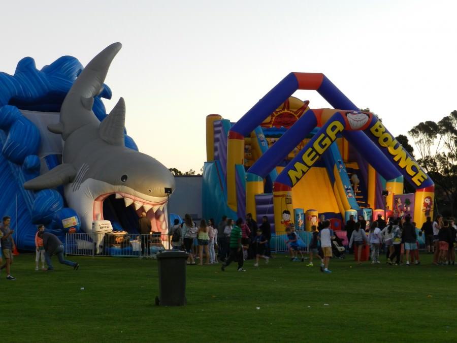 St Ignatius College Family Fun Fair 28 March 2015