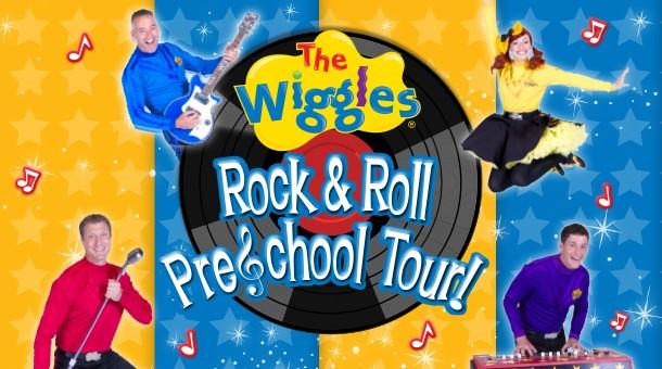 wiggles rock roll 2015 concert