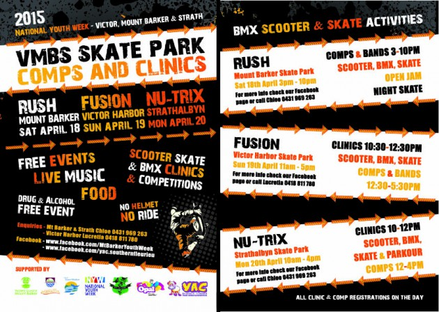 VMBS Skate Park NYW 2015
