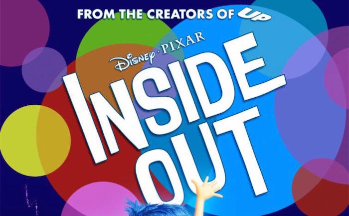 Disney Pixar S Inside Out Opens 18 June 2015 What S On
