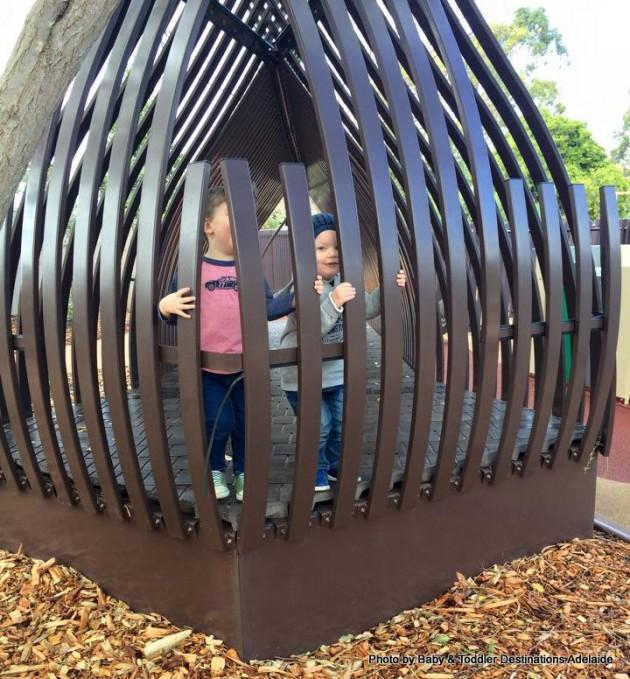 campbelltown library playground btda 8-001